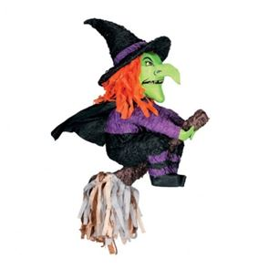 Halloween Party Pinata Witch