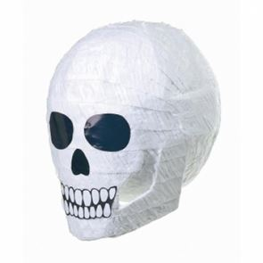 Halloween Party Pinata Skull